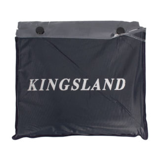 Kingsland Rain poncho donkerblauw