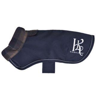 Kingsland Benson hondendeken donkerblauw