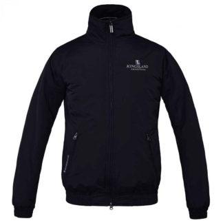 Kingsland classic jas donkerblauw